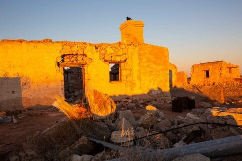 Cadelga ruins
